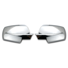 Chevy silverado 2014-2016 chrome mirror cover wholesale with custom service