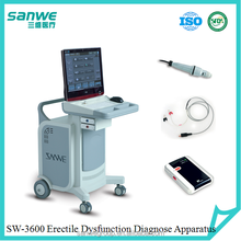 SW-3600 Male Sexual Dysfunction Diagnostic Instrument / Dopplor Blood Testing System /Andrology Male Sexual Dysfunction System