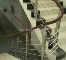 stainless steel baluster /cable steel railing