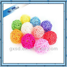 shangdi products all kinds of christmas willow ball