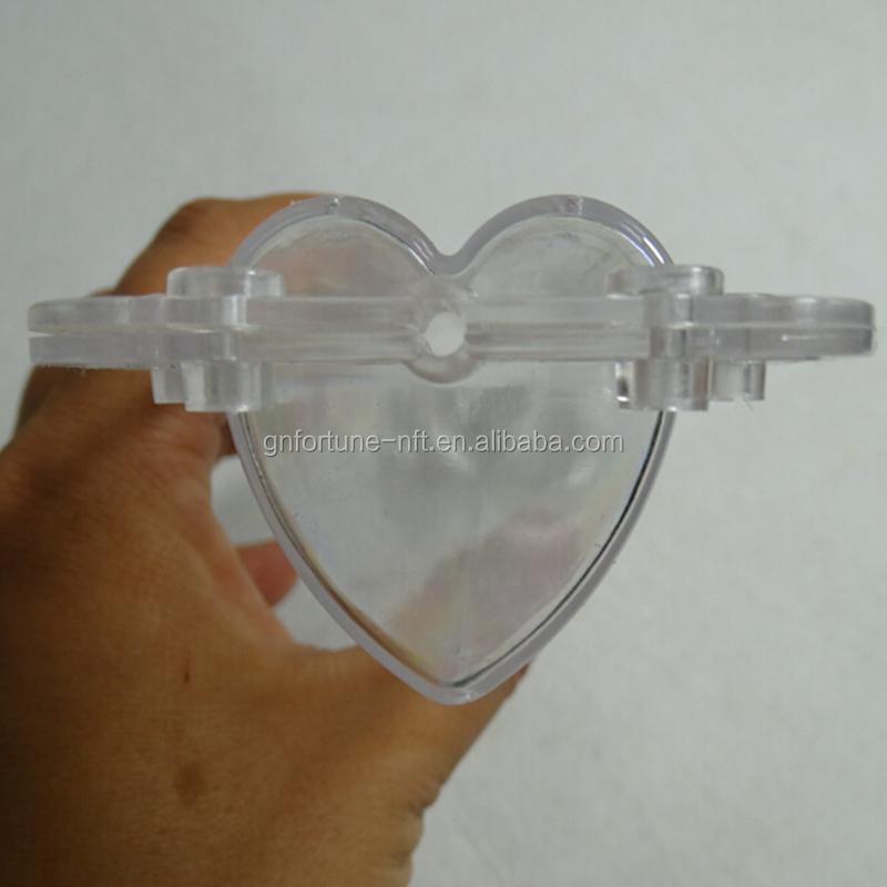 Heart Shaped Mold for cucumber vegetable growing