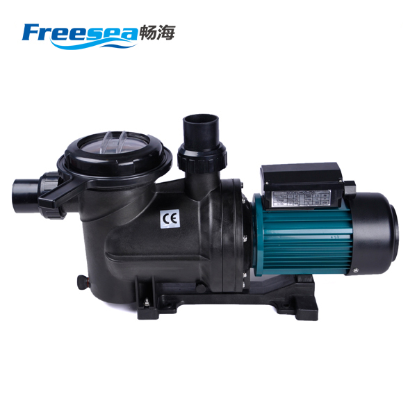 Freesea FQS-750 solar water <strong>pump</strong> for swimming pools