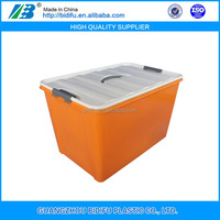 stackable high quality shoes or clothes storage plastic box plastic container cheap price for sale