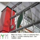 QYM hot dipped galvanized coated fence panels