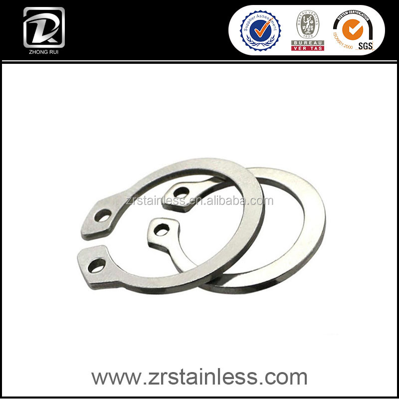 Stainless Steel Standard Circlip