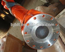 Floating cardan shaft