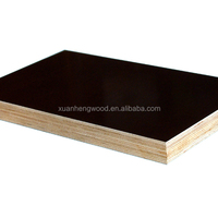 Marine Plywood Black Brown Film Faced
