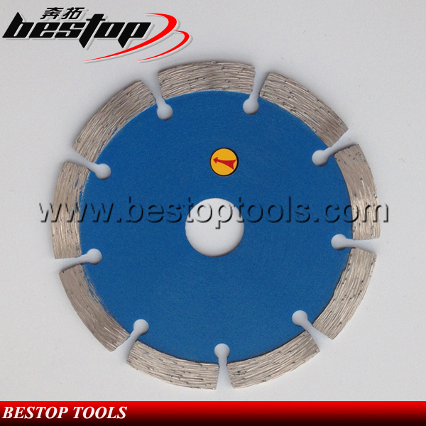 Bestop Hot Sale D114mm High Quality Ceramic Tile Diamond Cutting Saw Blade