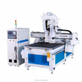 wood cnc router cabinet door making machine