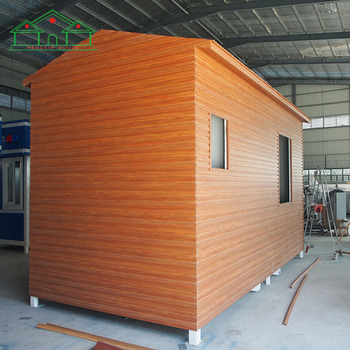 Modular habitable flat package overseas mobile kit container home