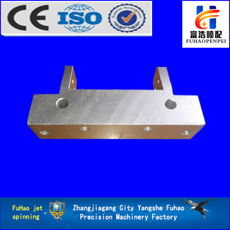 Tsudakoma Air jet loom spare parts high quality zax-e-n-9100 solenoid valve aluminum fixed shunt base