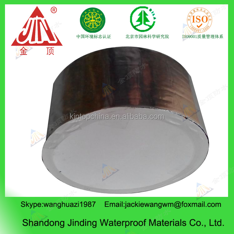 Aluminium bitumen flash band / FLashing tape for waterproofing sealing
