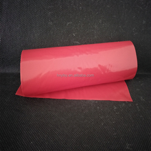 High Quality Soft super Transparent/Color PVC Film sheet In Roll