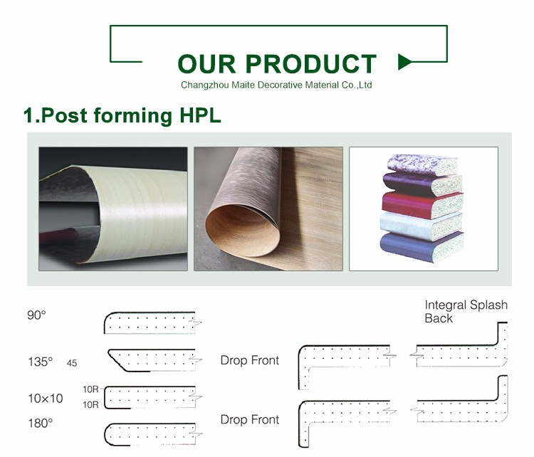 HIGH PRESSURE LAMINATES/ LAMINATED SHEETS