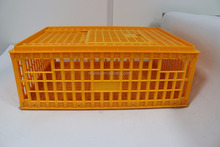 poultry transport crate for live poultry