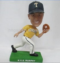 custom made bobble head, baseball bobblehead