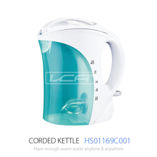 Home appliance 1.7L stainless steel electric kettle to boil water electric kettle