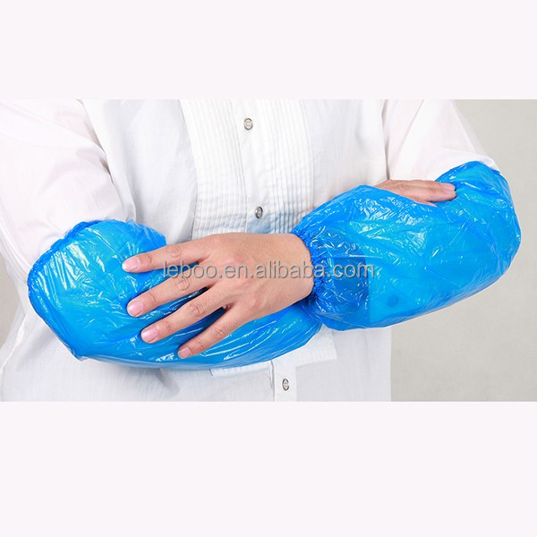 disposable CE certificate PE sleeve cover