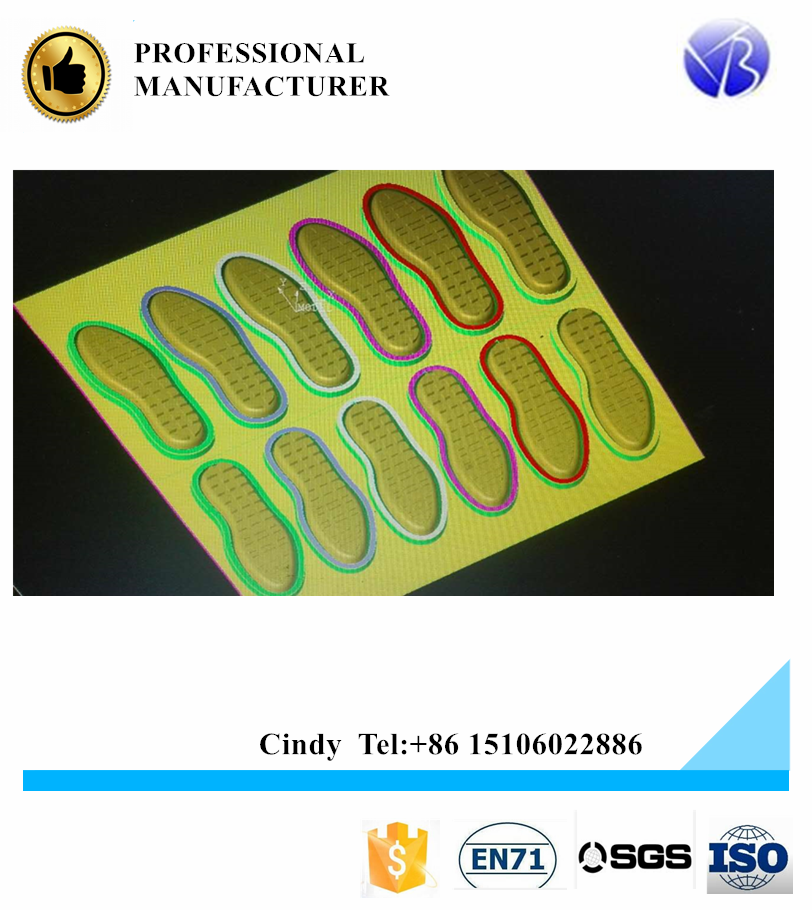 PVC shoes injection mould good price