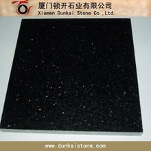 India Imported Black Granite Star Galaxy Tabletops