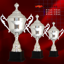 High Quality Metal Golf Cup Trophy Award Wholesale Sports Trophy Parts