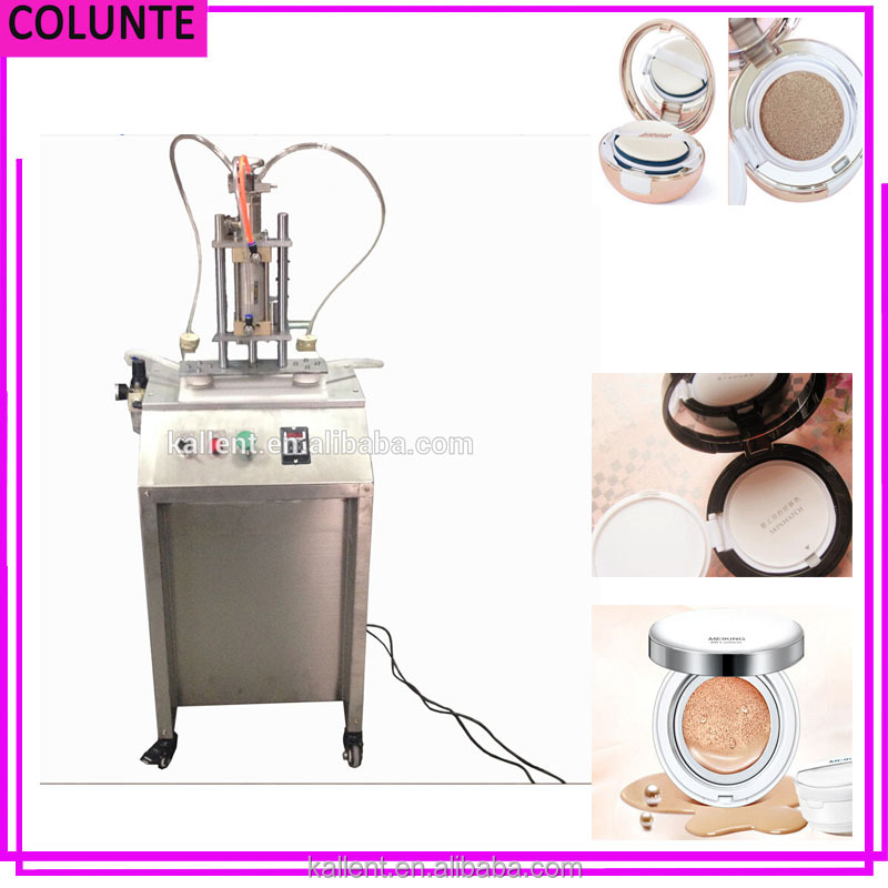 cup Filling and Sealing Machine for hand cream,facial cream,shave cream,lotion
