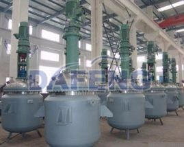 Stainless steel Resin Reactor