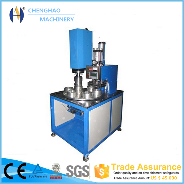 Trade Assurance Recommend Ultrasonic Welding and Cutting Machine