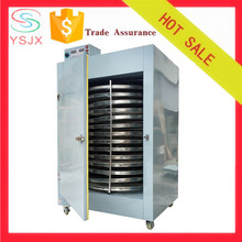 Multifunctional stainless steel fruit dryer/ dried fruit processing machine