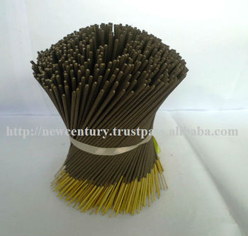 RAW CHARCOAL MACHINE-MADE BLACK INCENSE STICK