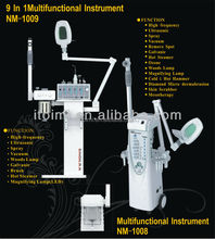 professional multifunctional instrument with CE uv tool sterilizer beauty salon equipment