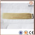 Factory wholesale directly, long lasting, any color can be made, thick bottom tape in hair extension