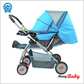 swivel wheels cheap baby tricycle stroller