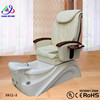 White foot pedicure chair/used pedicure chair/salon pedicure spa massage chair KM-S812