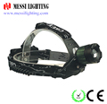 Factory wholesales in ningbo zhejiang high quality Rechargeable Aluminium LED Headlight