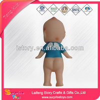 Promotional polyresin/pvc free sex cartoon figure
