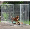 China supplier Large outdoor chain link dog kennel