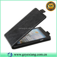 Good Quality Mobile Phone UP Open Flip Case For Huawei Ascend G700 Cover