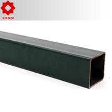 astm a36 black iron erw rectangular pipes in stock square hollow section steel pipe