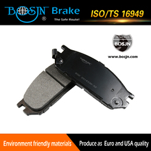 Cheap price & good qulity brake pad made in China