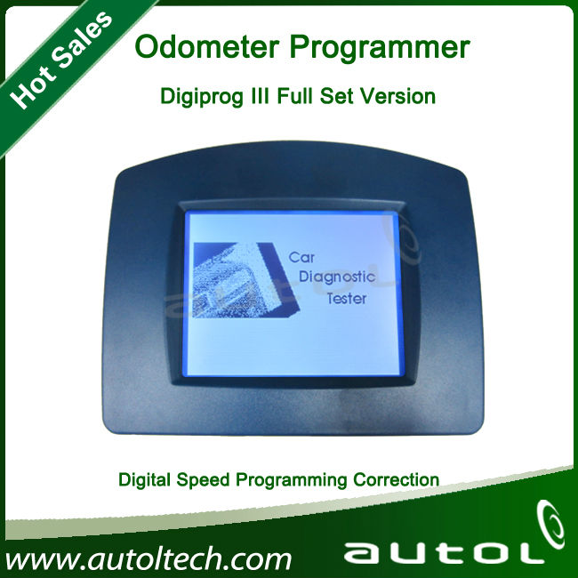 Digipro III Odometer Programmer mileage correction digipro 3 with Full Software digipro3 lastest version
