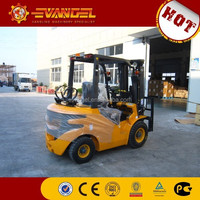 China Huahe 6ton diesel forklift truck forklift trolley pallet
