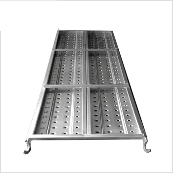 Construction Scaffolding Metal Decking With Size