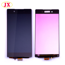 High Quality Black Repair Parts For Sony Xperia Z2 LCD Touch Screen With Digitizer Assembly