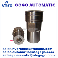 Hydraulic Hose Quick Release Coupling
