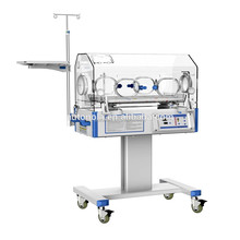 Four wheels icu delivery room neonatal ventilator infant incubator