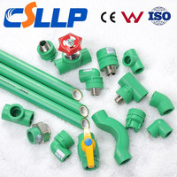 CSLLP professional PPR PIPE manufacturer offer high quality PPR pipe