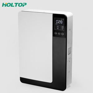 Summer hot sale night free cooling heat recover ventilator erv recuperation system