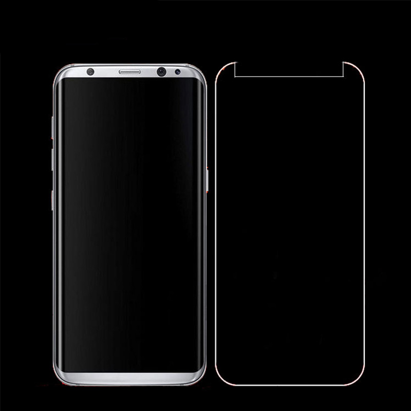 9H Hardness 2.5D Explosion-proof Tempered Glass Screen Protector Film for Samsung Galaxy S8