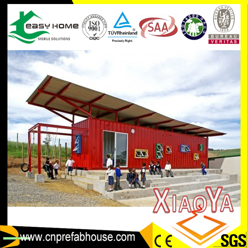 solar power modular container homes